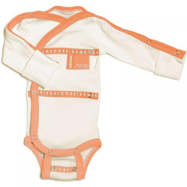 Baby Grow wraparound Chili hospital clothes